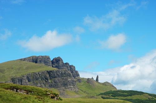 Landschappen Engeland en Schotland